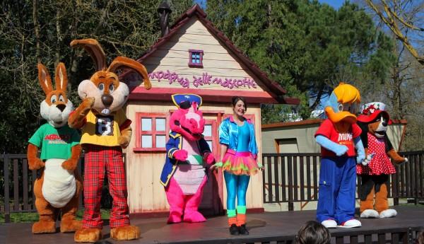 """Casting per lavoro come Mascotte al Parco """"Mirabilandia"""""""